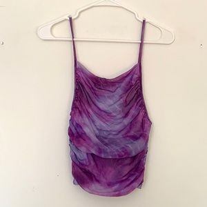 Purple Tank Top | Urban Outfitters